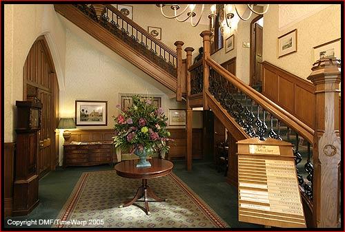 TimeWarp Oakley Court Hotel