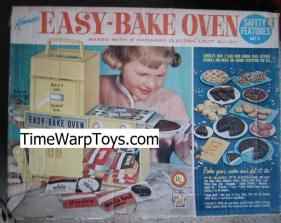 Easy-Bake from TimeWarpToys.com