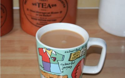 How to Supercharge Your Tea Break