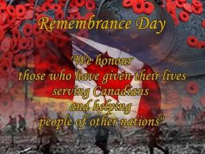 gratitude, honour, heroes
