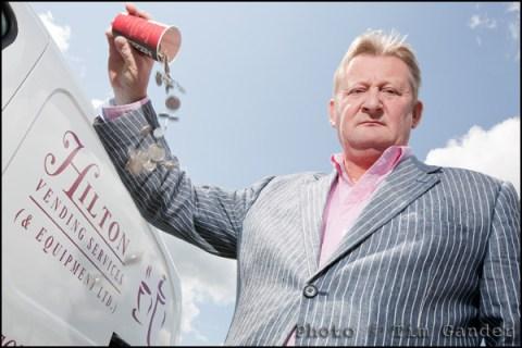 Martin Killian pours money away