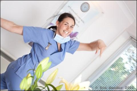 Dental practice nurse (outtake)