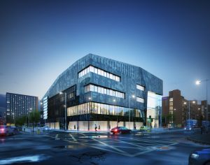 Manchester;'s National Graphene Institute due to open in 2015
