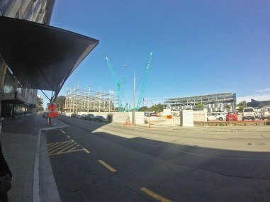 Christchurch en reconstruction