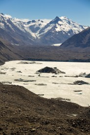 Glacier Mount Cook