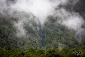 Cascade Creek Milford Sound
