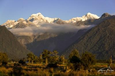 Lookout sur le Mount Cook
