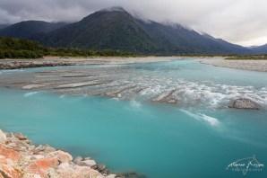 Rivière turquoise