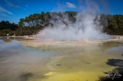 Champagne Pool Wai-o-Tapu Rotorua