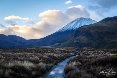 Mount Ngauruhoe - Tongariro Alpine Crossing
