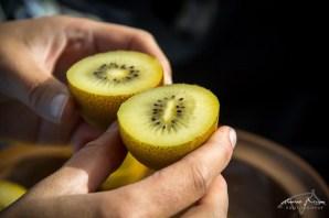 Kiwi jaune de Nouvelle-Zélande
