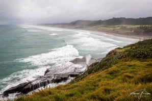 Muriwai Beach - Northland