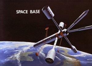 50 man space base