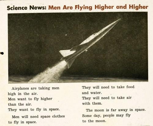 Men Are Flying Higher
