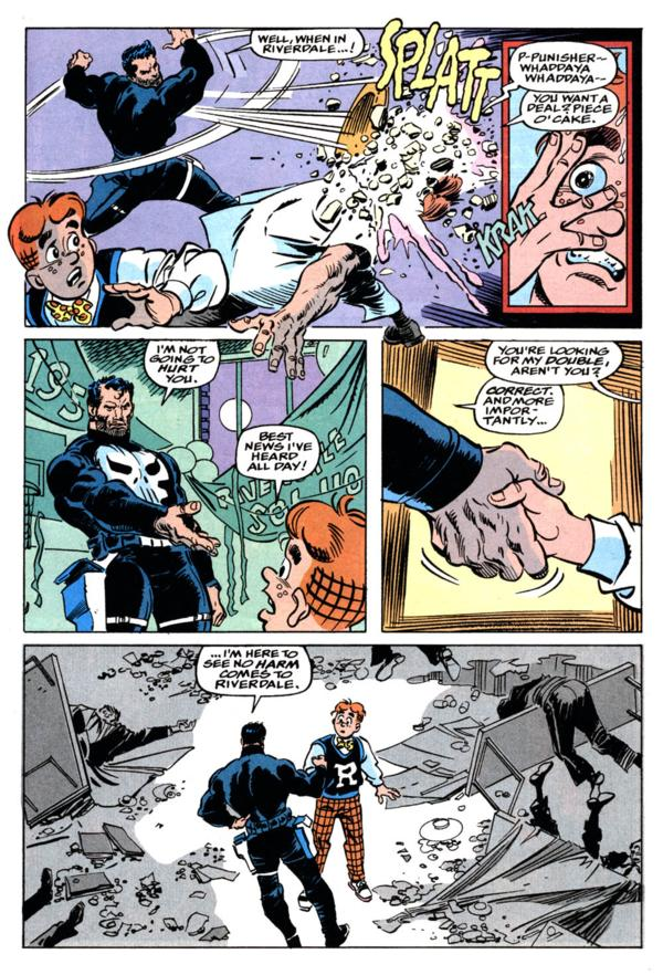 Archie Punisher