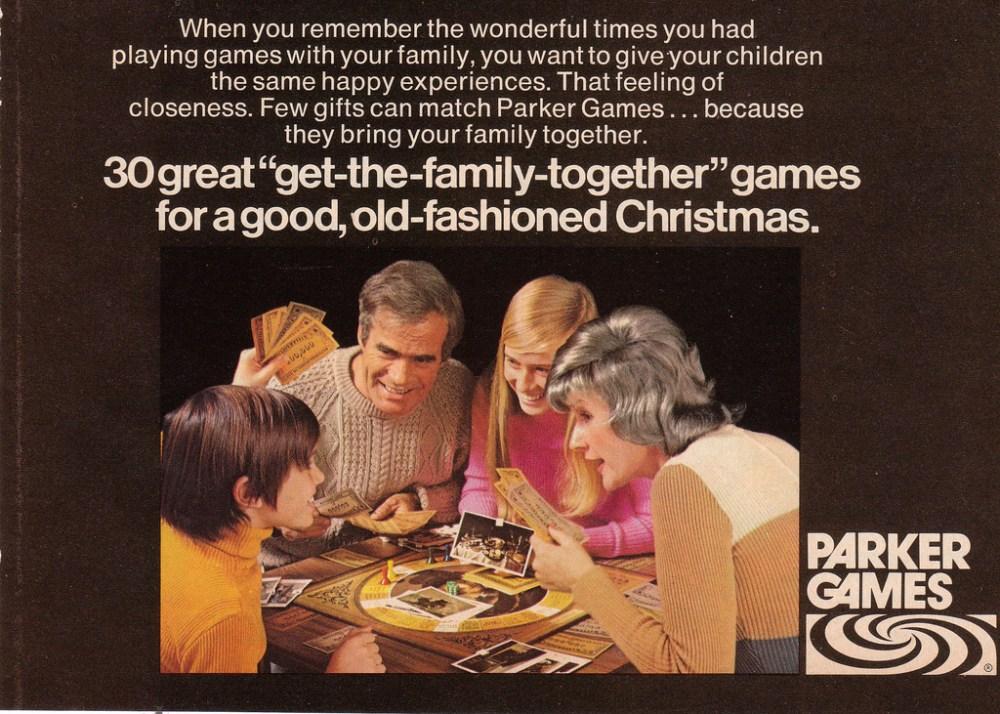 Parker Bros. Catalog