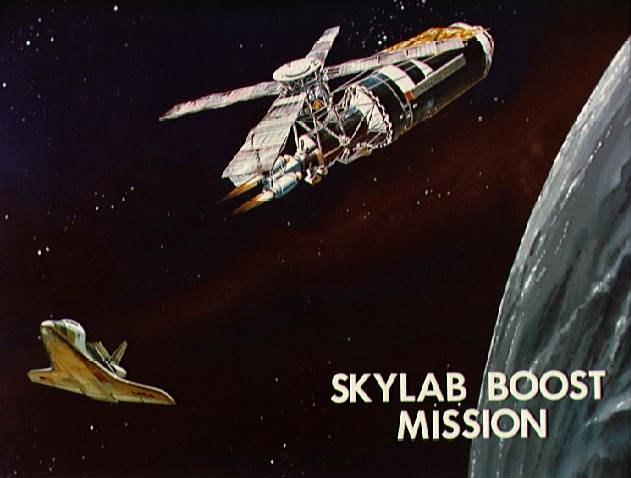 Skylab Boost Mission