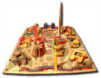 World's Fair Game Board