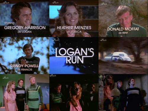Logan's Run Series