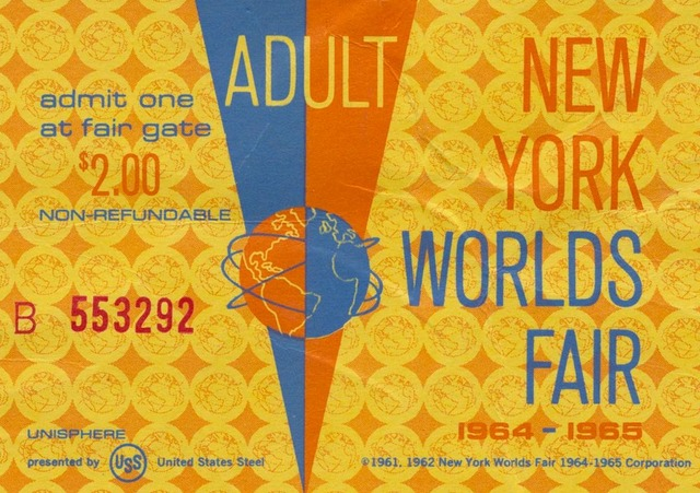 1964 ticket