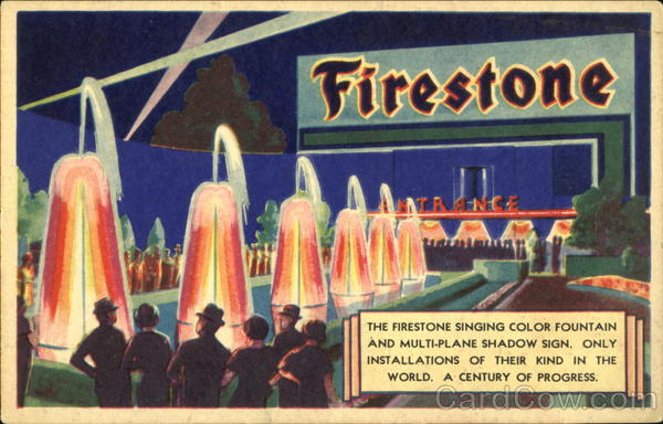 Firestone Plaza