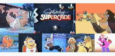 Saturday Supercade