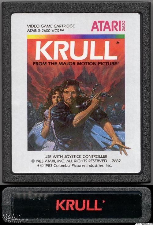 Krull Atari