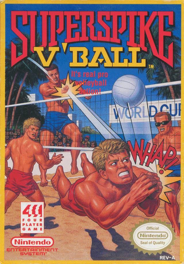Super Spike V'Ball