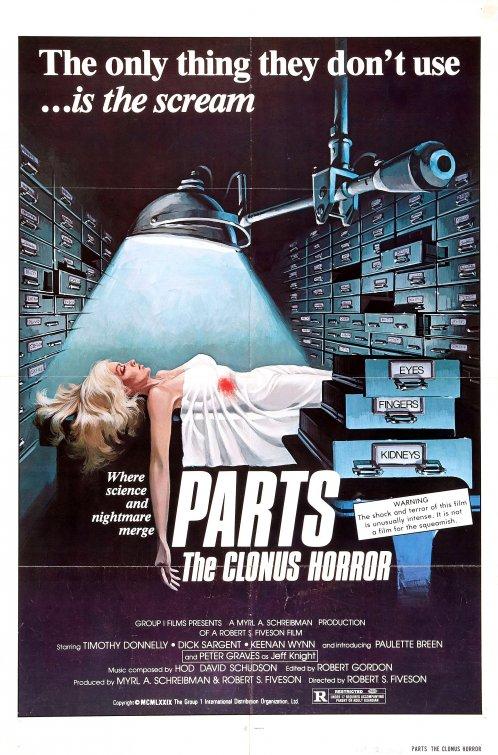 Clonus poster