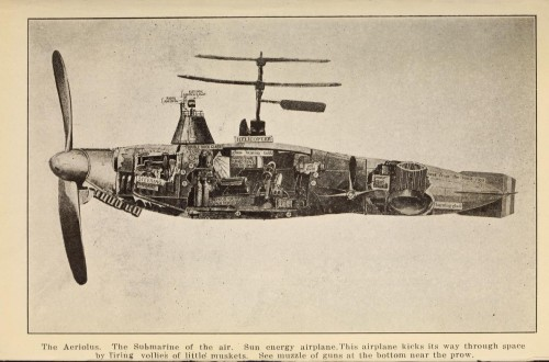 Submarine Helicopter