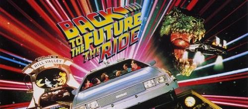 BTTF The Ride