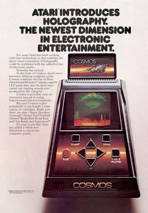 Cosmos Ad