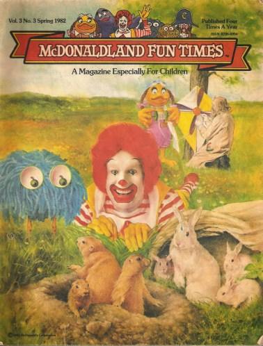 McDonaldland Fun TImes