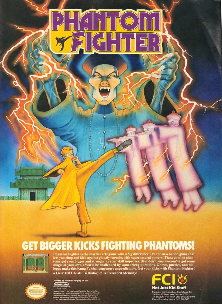 Phantom Fighter