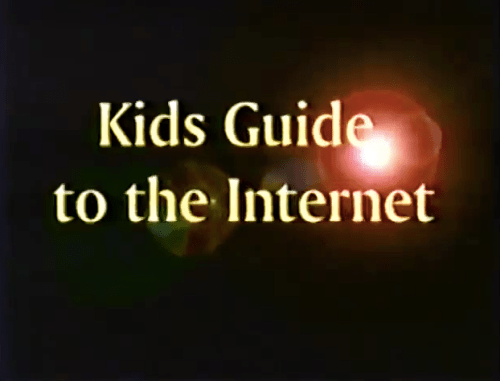 Kid's Guide to the Internet