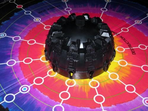 Laser Attack Board