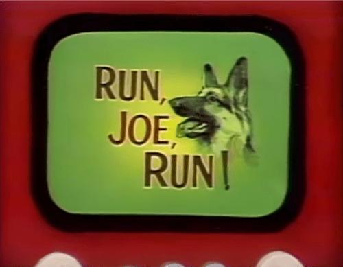 run joe run