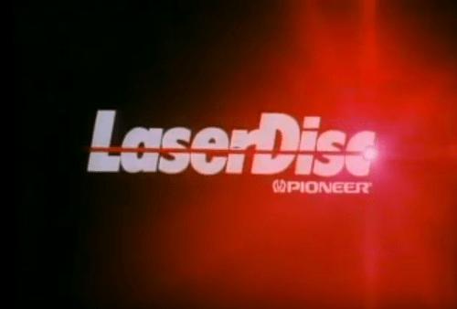 Laserdisc Page