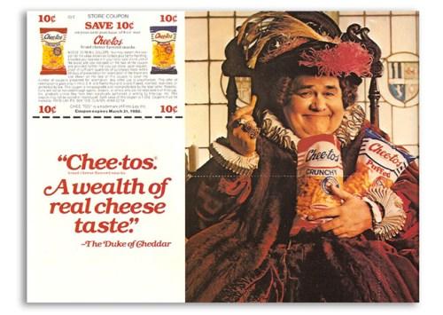 Cheeto Wealth