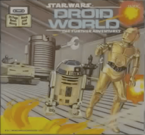 Droid World 1
