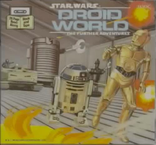 Droid World 1