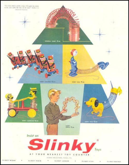 Slinky 1957