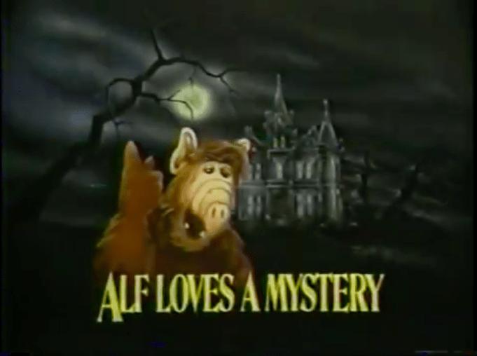 ALf Loves A Mystery