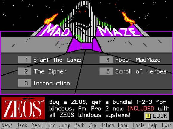 Mad Maze