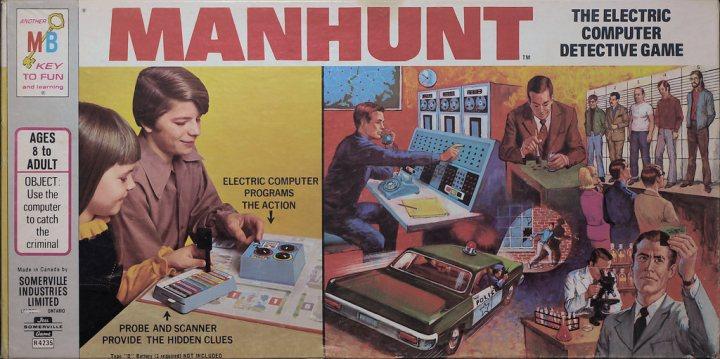 Manhunt Box
