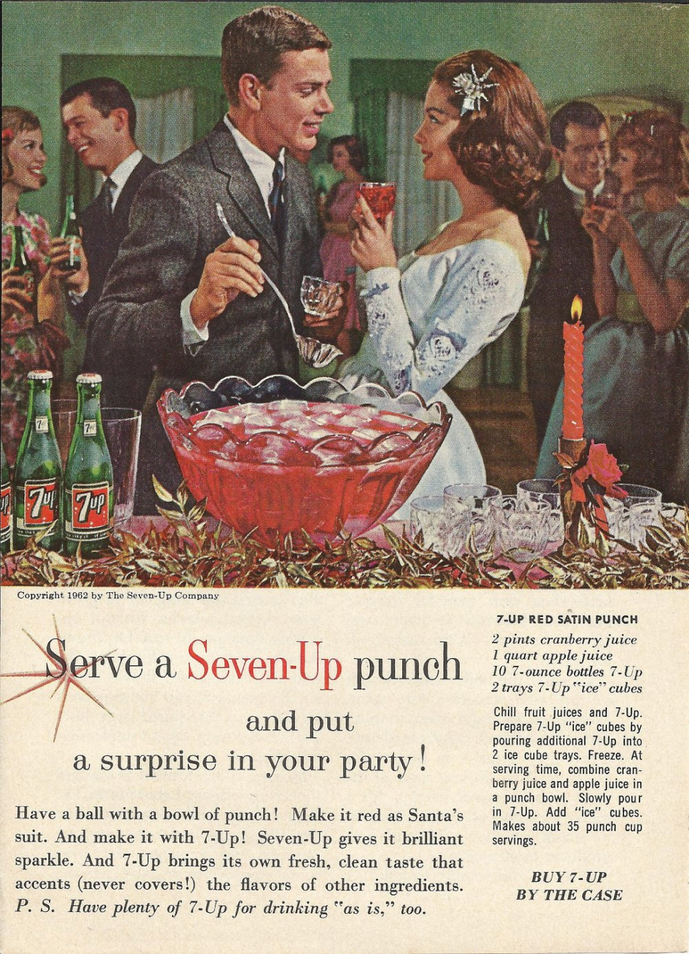 Seven-Up Punch