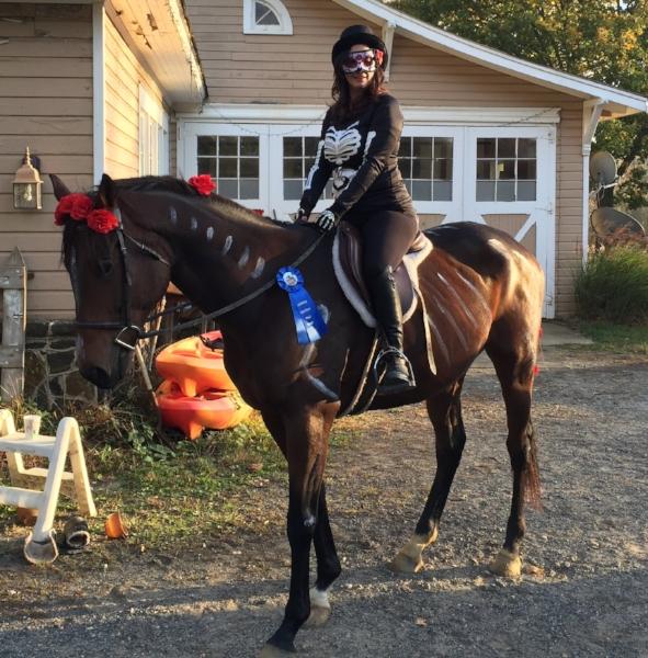 Halloween Horse Show