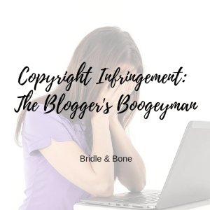 Copyright Infringement and Blogger's