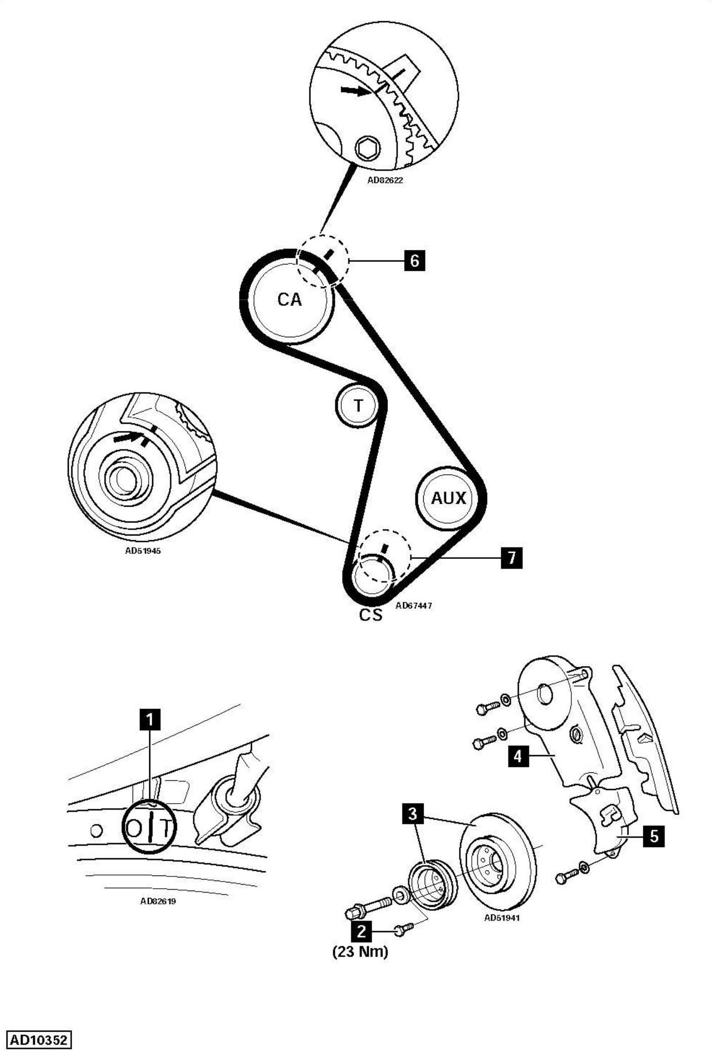 How To Replace Timing Belt On Bmw Z1 E30 2 5