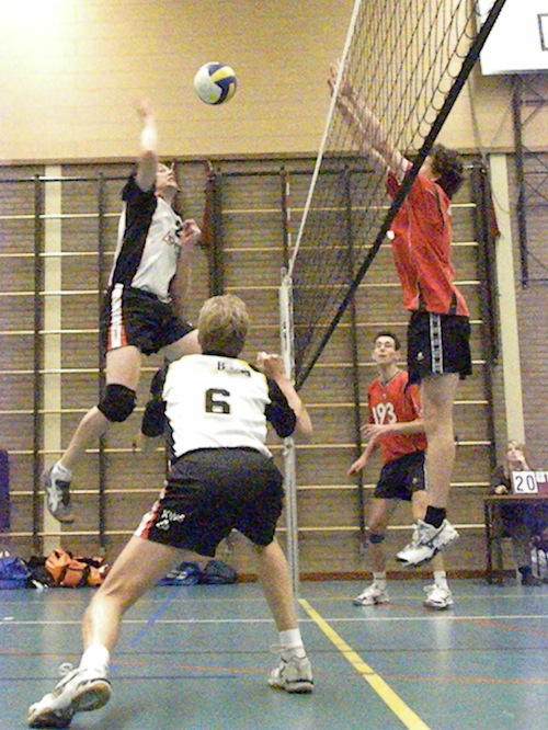 Volley BE Fair HS1 - Kratos HS5 20091114 114_1